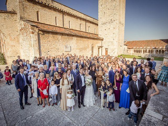 Il matrimonio di Edoardo e Chiara a Sant'Ambrogio di Valpolicella, Verona 61