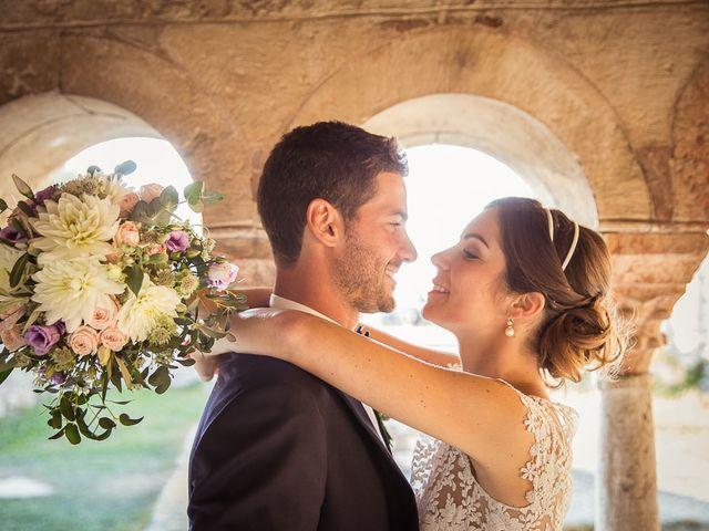 Il matrimonio di Edoardo e Chiara a Sant'Ambrogio di Valpolicella, Verona 1