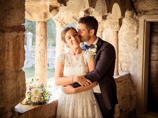 Il matrimonio di Edoardo e Chiara a Sant'Ambrogio di Valpolicella, Verona 63