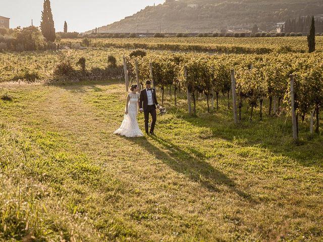Il matrimonio di Edoardo e Chiara a Sant'Ambrogio di Valpolicella, Verona 68