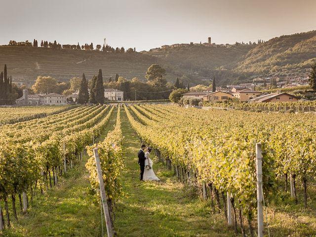 Il matrimonio di Edoardo e Chiara a Sant'Ambrogio di Valpolicella, Verona 72