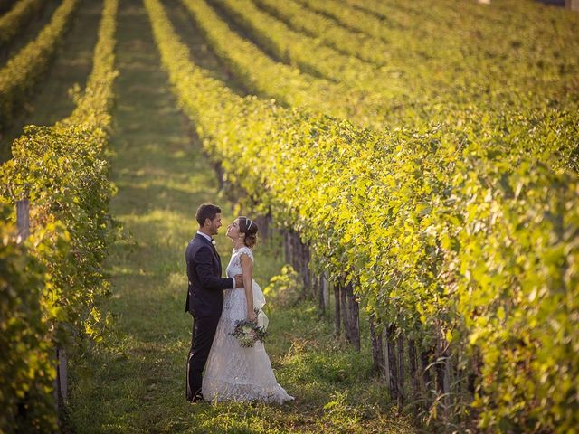 Il matrimonio di Edoardo e Chiara a Sant'Ambrogio di Valpolicella, Verona 73