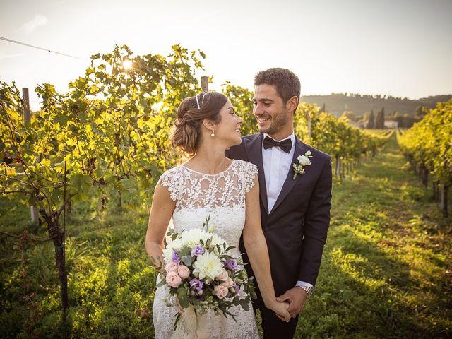 Il matrimonio di Edoardo e Chiara a Sant'Ambrogio di Valpolicella, Verona 74