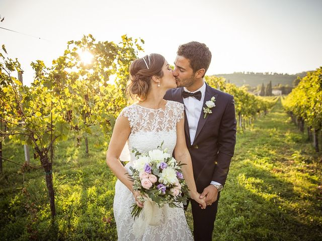 Il matrimonio di Edoardo e Chiara a Sant'Ambrogio di Valpolicella, Verona 75