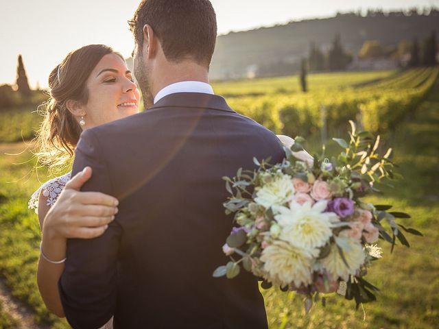 Il matrimonio di Edoardo e Chiara a Sant'Ambrogio di Valpolicella, Verona 2