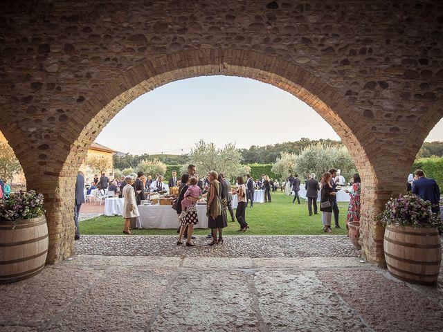 Il matrimonio di Edoardo e Chiara a Sant'Ambrogio di Valpolicella, Verona 80