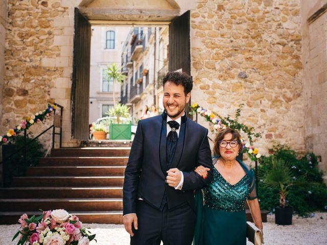 Il matrimonio di Monder e Simona a Siracusa, Siracusa 53