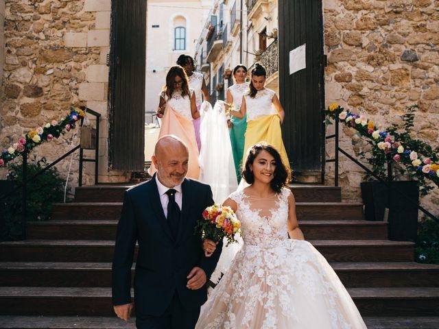 Il matrimonio di Monder e Simona a Siracusa, Siracusa 58