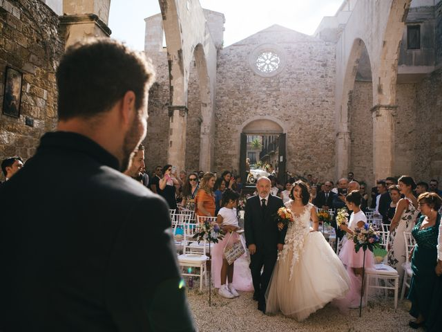 Il matrimonio di Monder e Simona a Siracusa, Siracusa 61