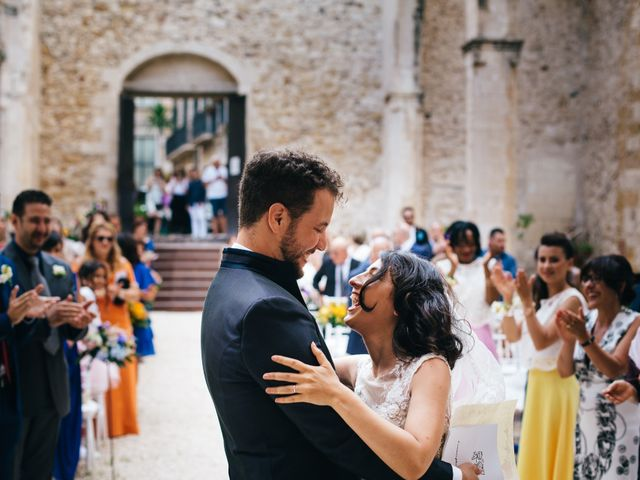 Il matrimonio di Monder e Simona a Siracusa, Siracusa 76