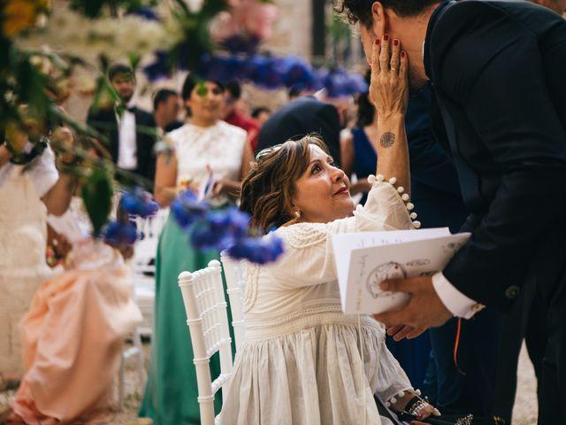 Il matrimonio di Monder e Simona a Siracusa, Siracusa 77