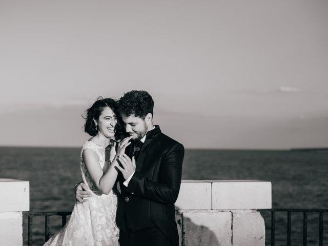 Il matrimonio di Monder e Simona a Siracusa, Siracusa 88