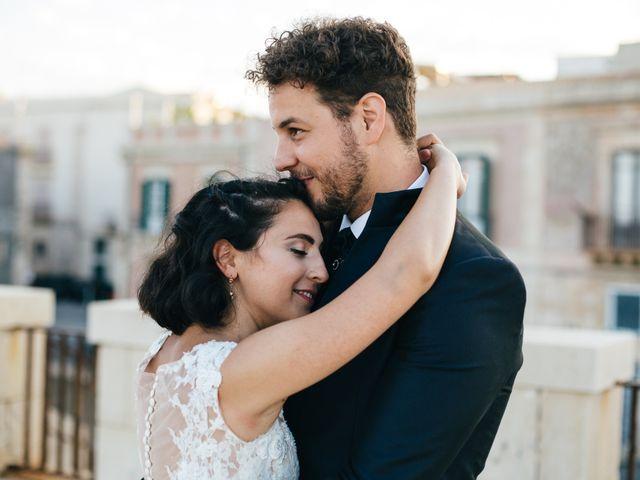 Il matrimonio di Monder e Simona a Siracusa, Siracusa 93