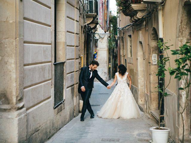 Il matrimonio di Monder e Simona a Siracusa, Siracusa 96