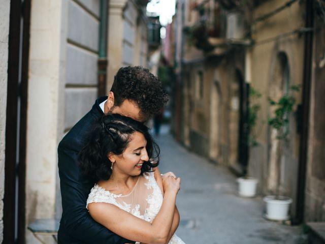 Il matrimonio di Monder e Simona a Siracusa, Siracusa 97