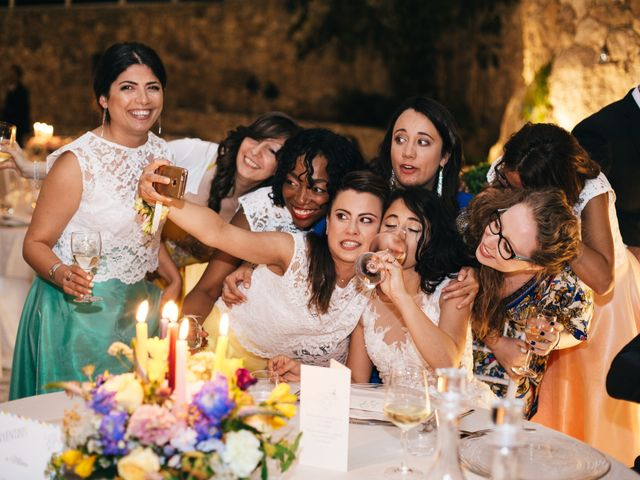 Il matrimonio di Monder e Simona a Siracusa, Siracusa 100