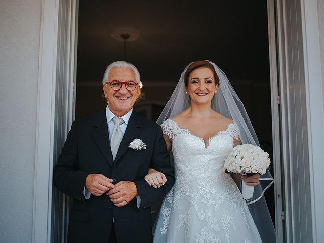 Il matrimonio di Roberto e Federica a Lecce, Lecce 19