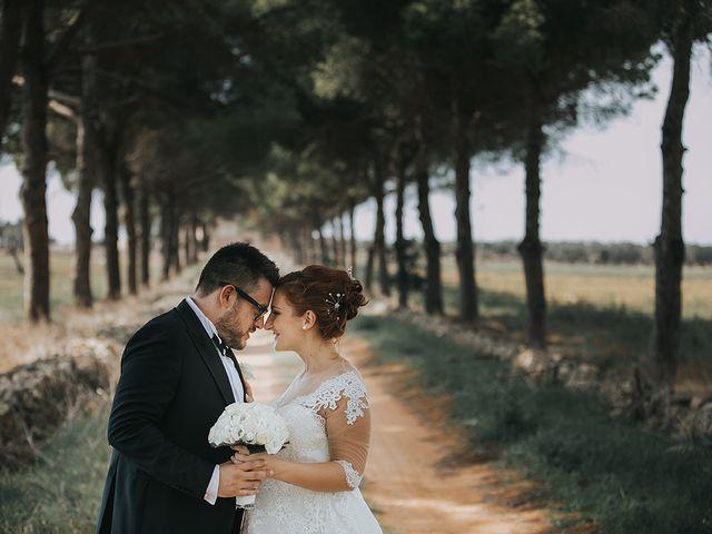 Il matrimonio di Roberto e Federica a Lecce, Lecce 38