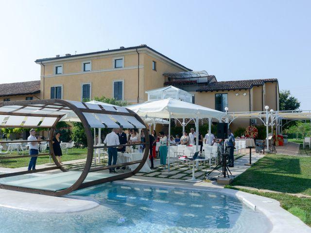 Il matrimonio di Giovanni e Gabriela a Pontenure, Piacenza 9