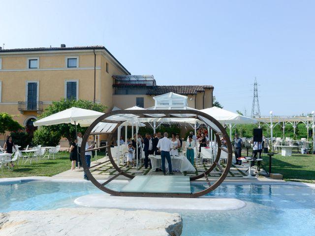 Il matrimonio di Giovanni e Gabriela a Pontenure, Piacenza 10