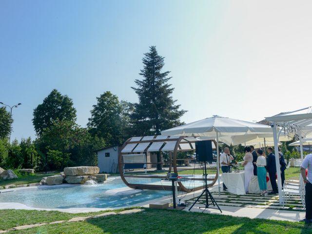 Il matrimonio di Giovanni e Gabriela a Pontenure, Piacenza 12