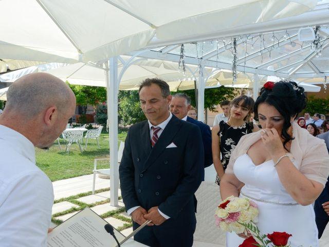 Le nozze di Gabriela e Giovanni