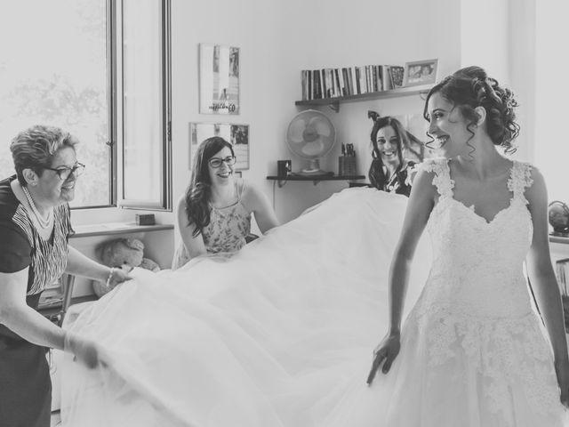 Il matrimonio di Matteo e Rosita a Gaggiano, Milano 5