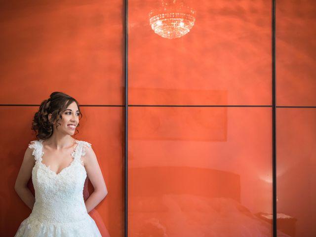 Il matrimonio di Matteo e Rosita a Gaggiano, Milano 7