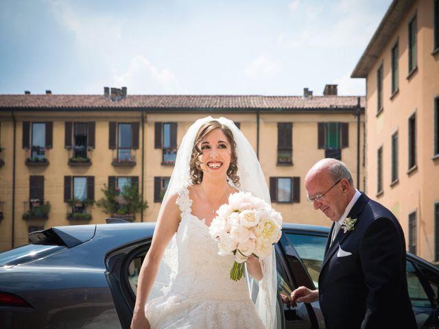 Il matrimonio di Matteo e Rosita a Gaggiano, Milano 11