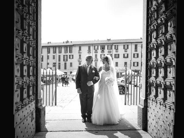 Il matrimonio di Matteo e Rosita a Gaggiano, Milano 12