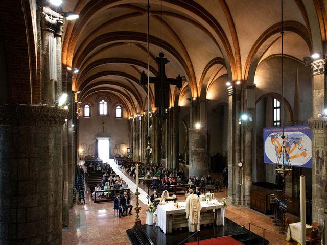 Il matrimonio di Matteo e Rosita a Gaggiano, Milano 16