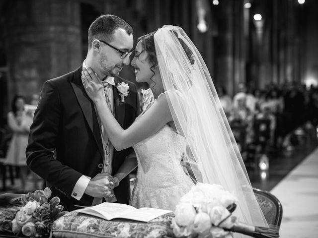 Il matrimonio di Matteo e Rosita a Gaggiano, Milano 17
