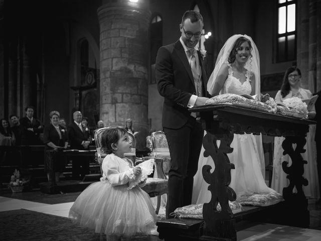 Il matrimonio di Matteo e Rosita a Gaggiano, Milano 1