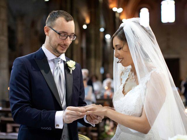 Il matrimonio di Matteo e Rosita a Gaggiano, Milano 18