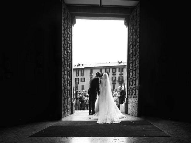 Il matrimonio di Matteo e Rosita a Gaggiano, Milano 19