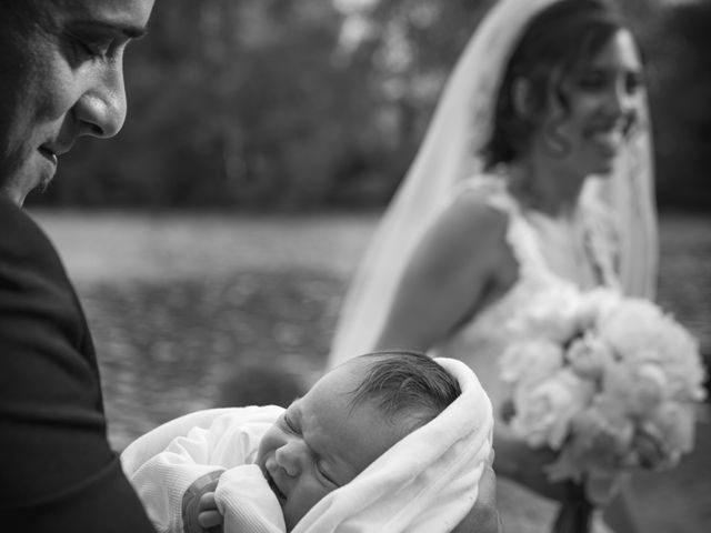Il matrimonio di Matteo e Rosita a Gaggiano, Milano 23