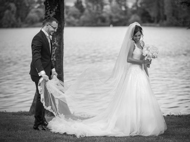 Il matrimonio di Matteo e Rosita a Gaggiano, Milano 24