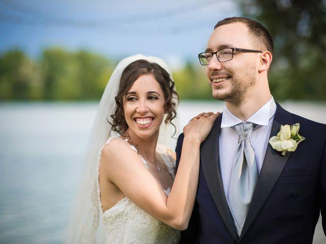 Il matrimonio di Matteo e Rosita a Gaggiano, Milano 25