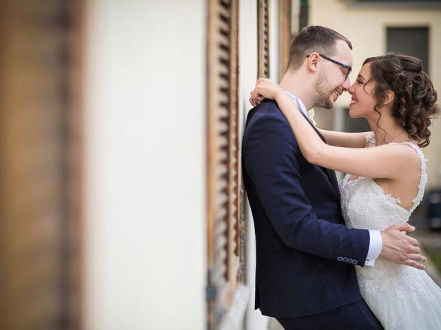 Il matrimonio di Matteo e Rosita a Gaggiano, Milano 27