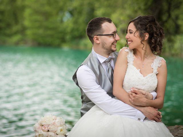 Il matrimonio di Matteo e Rosita a Gaggiano, Milano 29