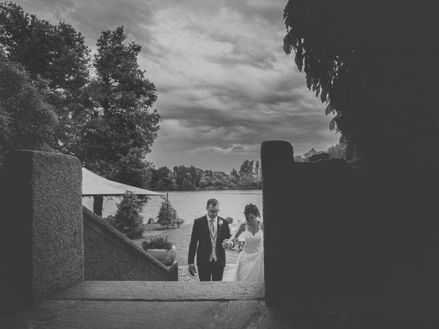 Il matrimonio di Matteo e Rosita a Gaggiano, Milano 31