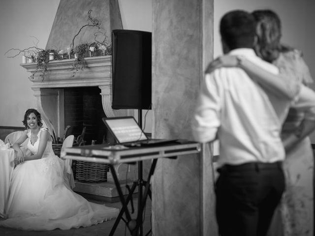 Il matrimonio di Matteo e Rosita a Gaggiano, Milano 36