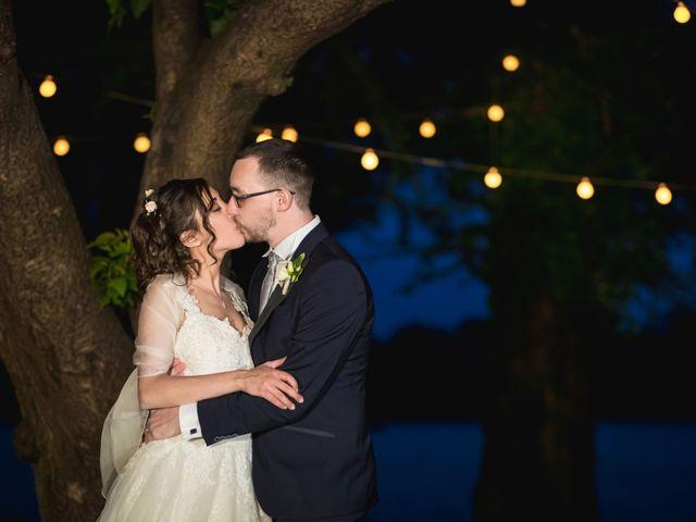 Il matrimonio di Matteo e Rosita a Gaggiano, Milano 37