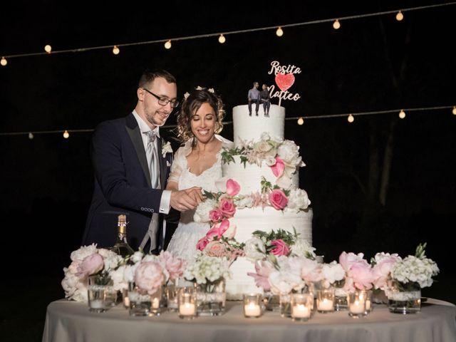 Il matrimonio di Matteo e Rosita a Gaggiano, Milano 39