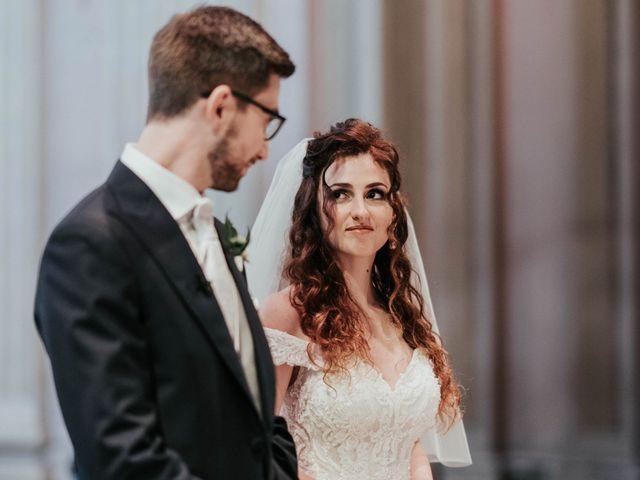 Il matrimonio di Lorenzo e Giulia a Roma, Roma 25