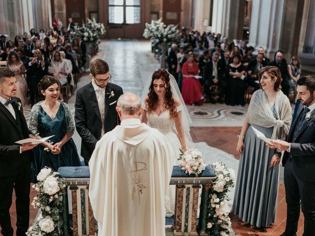 Il matrimonio di Lorenzo e Giulia a Roma, Roma 27