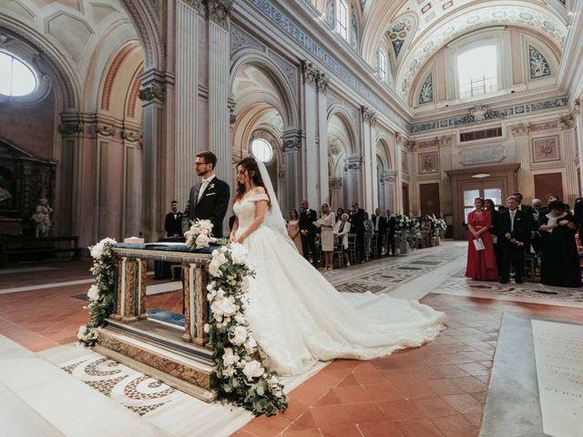 Il matrimonio di Lorenzo e Giulia a Roma, Roma 32