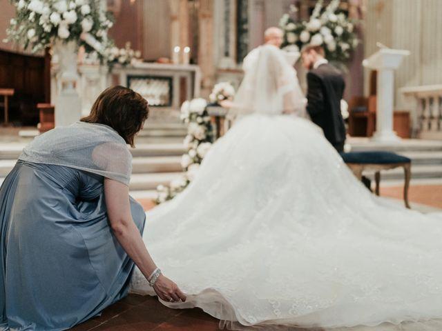 Il matrimonio di Lorenzo e Giulia a Roma, Roma 33