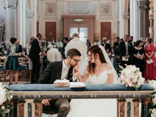 Il matrimonio di Lorenzo e Giulia a Roma, Roma 34
