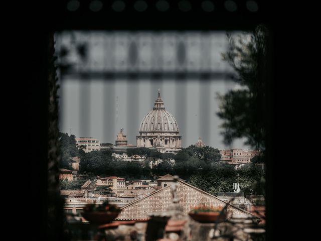 Il matrimonio di Lorenzo e Giulia a Roma, Roma 35